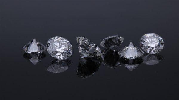 Diamenty w przybliżeniu