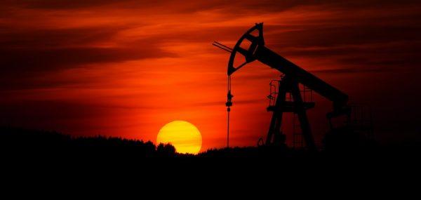 Pompa wydobywająca ropę