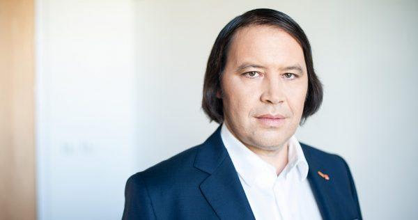 Julien Ducarroz, prezes zarządu Orange Polska