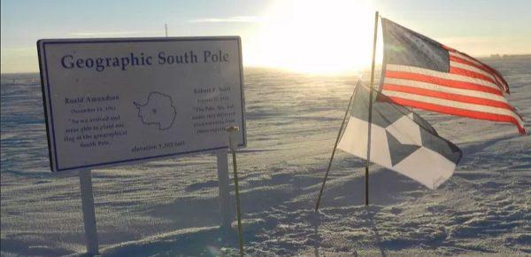 Flaga Antarktydy
