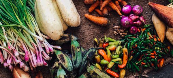 Owoce i warzywa przed upcyklingiem