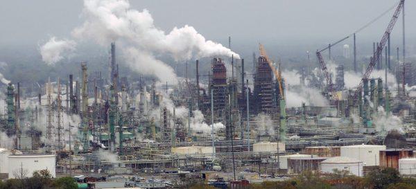 Rafineria ExxonMobil w Luizjanie