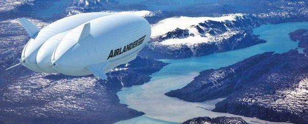Samolot Airlander 10